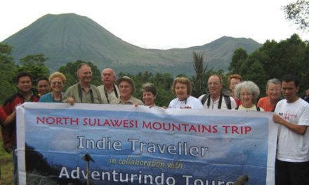 North Sulawesi Mountain Trip 11D10N