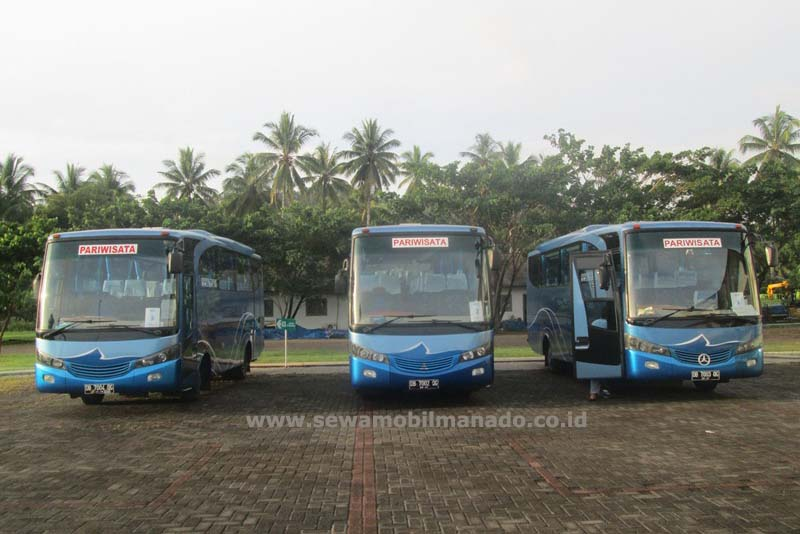 Rental Bus Pariwisata Manado