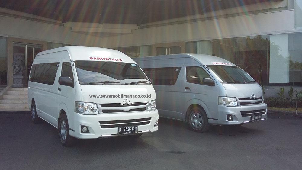 Rental Mobil Hice Manado