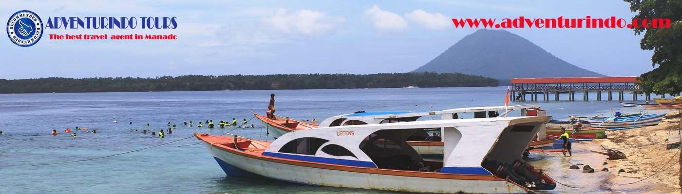 Adventurindo Travel Service, North Sulawesi – Indonesia