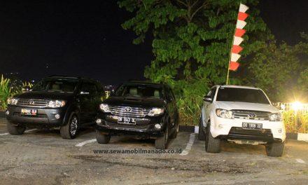Rental Mobil Fortuner Manado