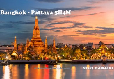 Bangkok – Pattaya 5 Hari 4 Malam